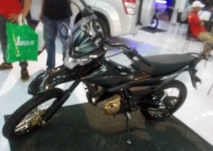 suzuki new satria motocross 4