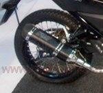 suzuki new satria motocross ban belakag