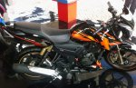 TVS Apache 180RTR Kanan