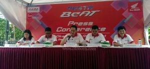 DAM Press Conference Honda All New BeAT eSP 2016