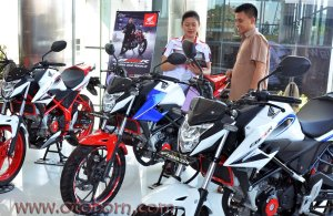 Honda All New CB150R StreetFire (3)