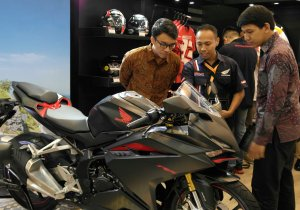 Honda All New CBR250RR AHM1