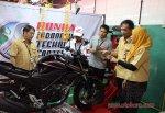 81 Peserta Kompetisi Keterampilan Mekanik dan Service Advisor AHM Ke-23 Memasuki TahapAkhir