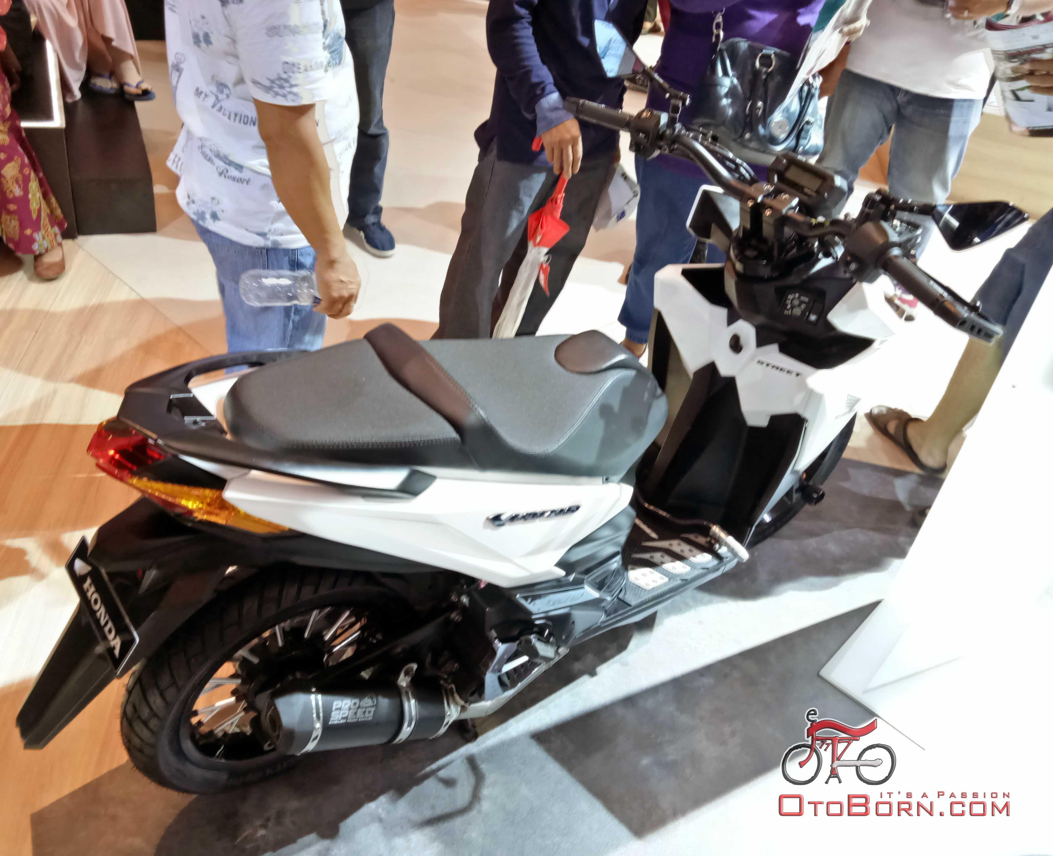 Kumpulan 70 Modifikasi Stang Motor Honda Beat Terbaru Dan Terlengkap