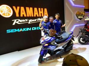 Yamaha Aerox 155 SE