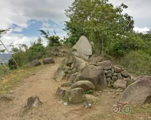 Situs Batu Kasur Desa Sarongge Cianjur Jawa Barat Indonesia
