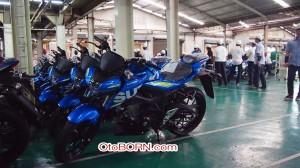 Suzuki GSXS Factory