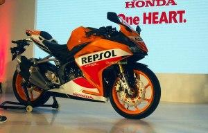 Honda CBR250RR Repsol Edition 2017