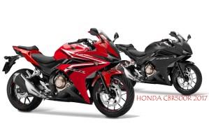 Honda CBR500R otoborn