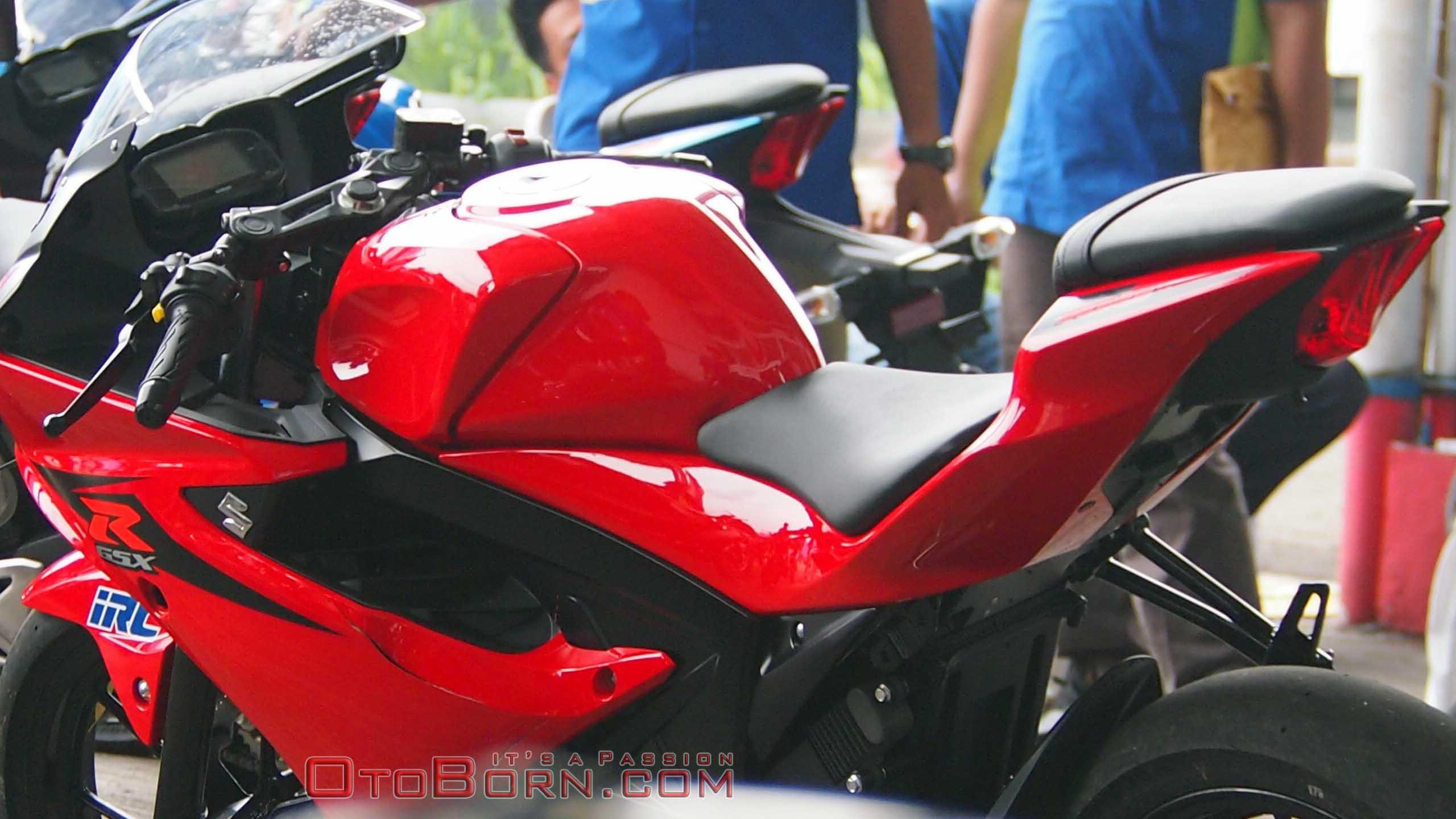 Kumpulan Gambar Modifikasi Motor Gsx R150 Terbaru Dan Terupdate