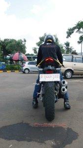 cbr250rr otoborn ergonomi belakang kaki