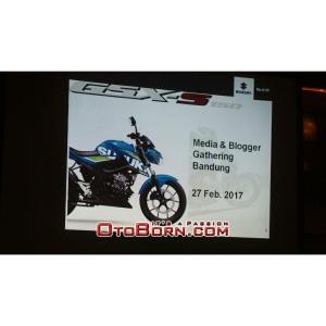Suzuki gsxs150 blogget gathering bandung