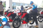 Review Turing Naik Suzuki GSXS150 JKT-Purwokerto 530 KilometerPertama