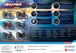 all new satria f150 2017 flyer a4 back